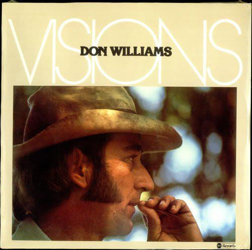 Don Williams  ‎– Visions
