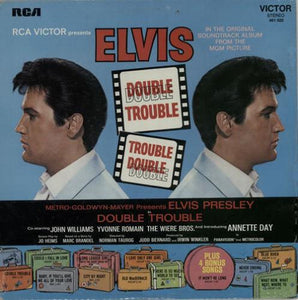 Elvis Presley ‎– Double Trouble