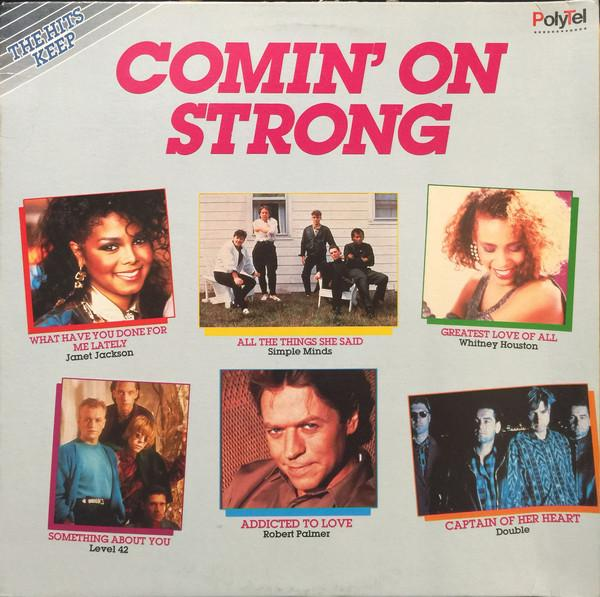 Various ‎– The Hits Keep Comin' On Strong