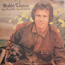 Load image into Gallery viewer, Bobby Vinton ‎– Bobby Vinton Sings The Golden Decade Of Love (2 discs)