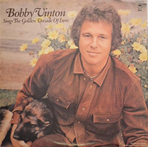 Bobby Vinton ‎– Bobby Vinton Sings The Golden Decade Of Love (2 discs)