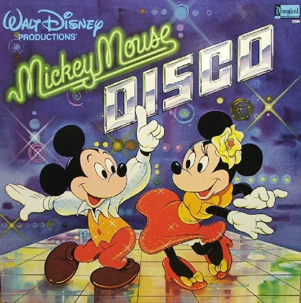 Various ‎– Mickey Mouse Disco