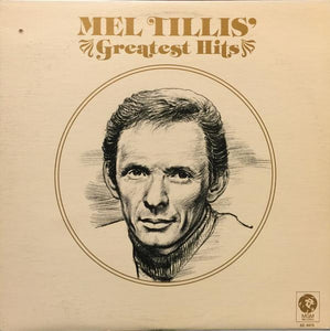Mel Tillis ‎– Greatest Hits