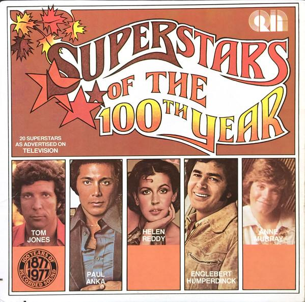 Various ‎– Superstars Of The 100th Year