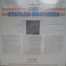 Load image into Gallery viewer, The Statler Brothers ‎– Country Classics