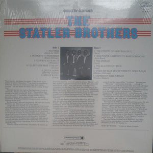 The Statler Brothers ‎– Country Classics