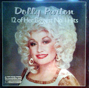 Dolly Parton ‎– 12 Of Her Biggest No. I Hits