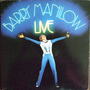 Barry Manilow ‎– Live (2 discs)