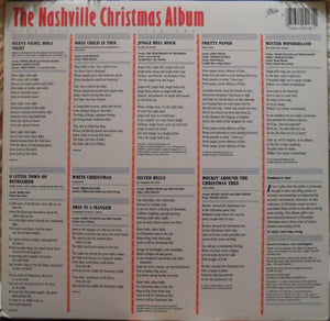 Various ‎– The Nashville Christmas Album