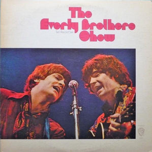 The Everly Brothers ‎– The Everly Brothers Show (2 discs)