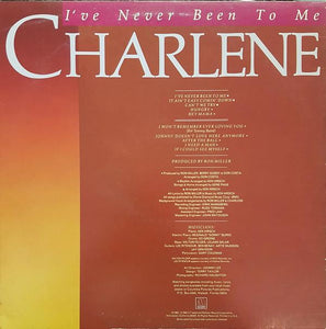 Charlene ‎– I've Never Been To Me