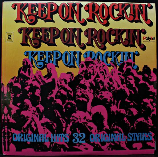 Various ‎– Keep On Rockin' (multi disc)
