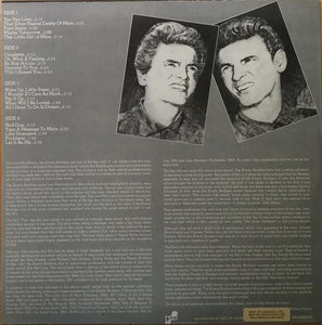 The Everly Brothers ‎– The Everly Brothers Greatest Hits (2 discs)