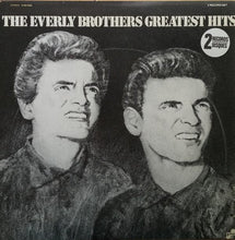 Load image into Gallery viewer, The Everly Brothers ‎– The Everly Brothers Greatest Hits (2 discs)
