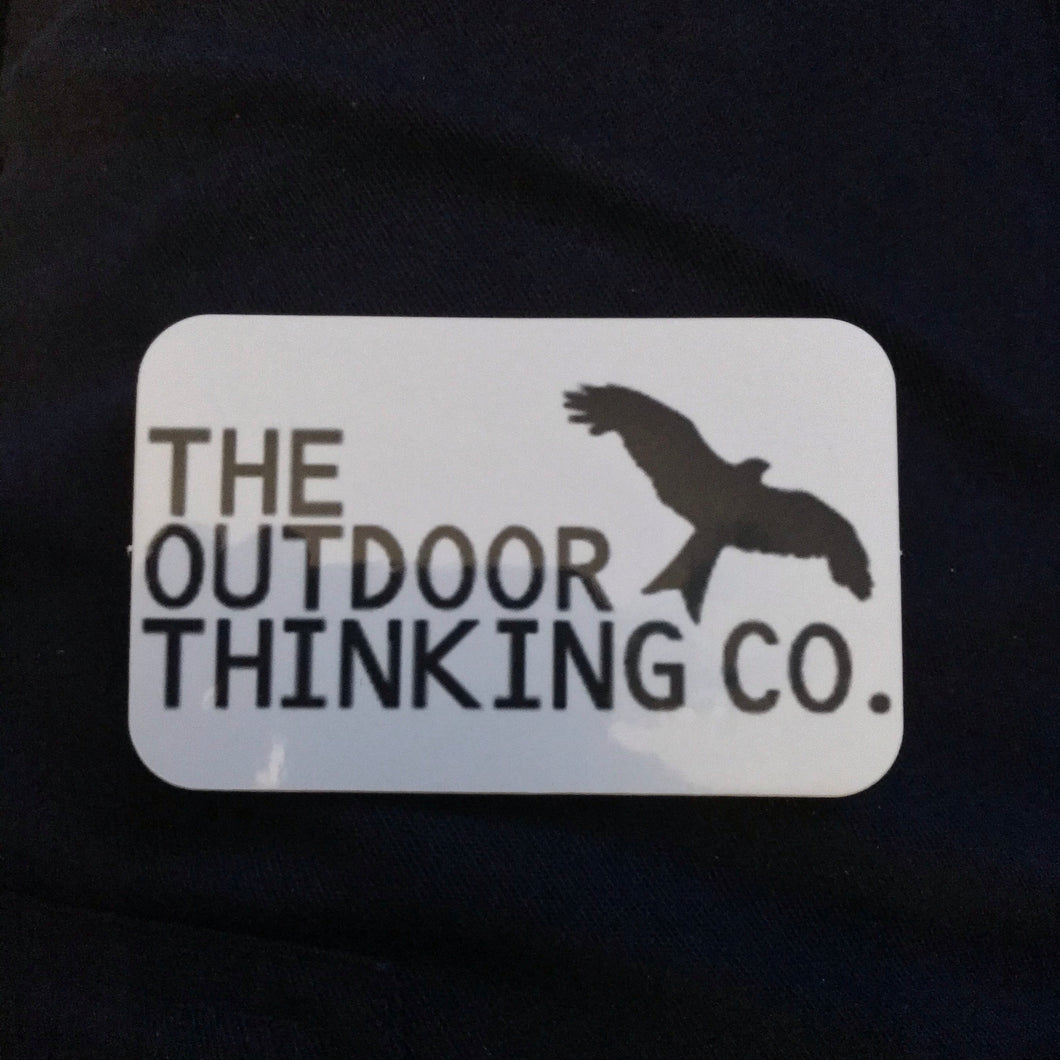 Outdoor Thinking Co. Sticker