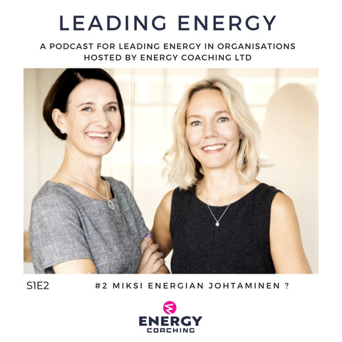 Energy Coaching Podcast Leading Energy