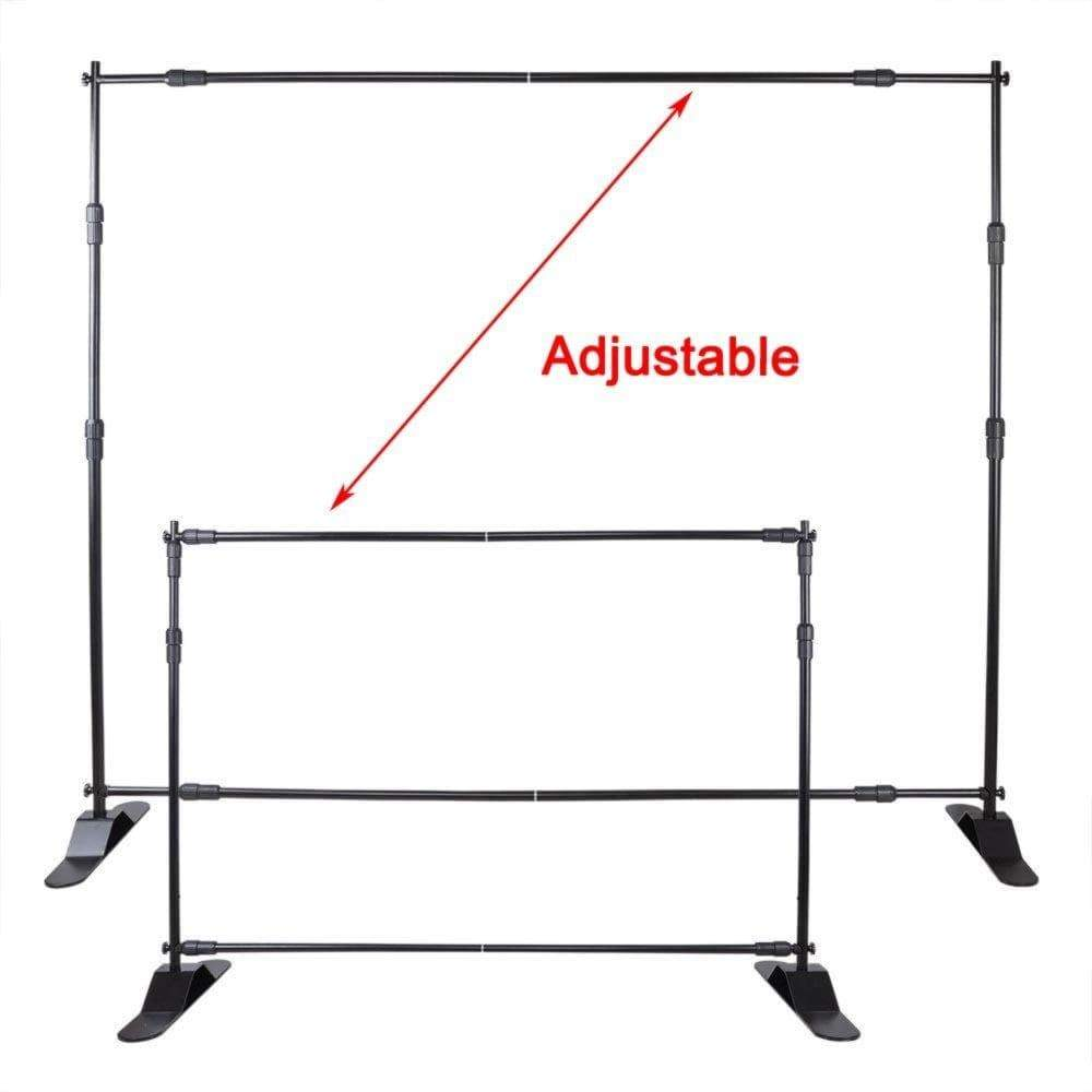 Katebackdrop:Kate Equipment Framework Telescopic Stand Adjustable Photographic Backdrop Display Stand