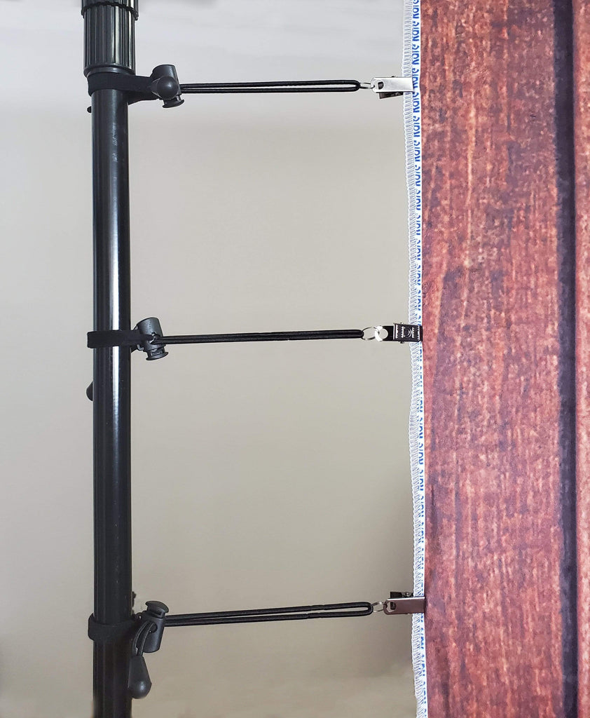 Redemption !たったの106円です---12個/パック クリップ/Backdrop Clips Clamps Holder
