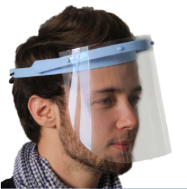 Protective Face Shield, Anti Fog IN STOCK