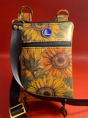 Sunflower Motif and Abstract Motif