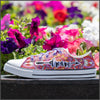 Tenisi Printati Low Top - Mandala Dream
