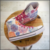 Tenii High Top Printai - Mandala
