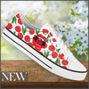 Tenisi Printati Low Top - Sweet Cherry