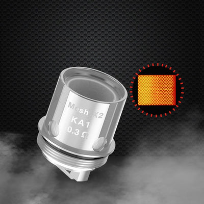 GeekVape Cerberus Aero Supermesh Replacement Coils (for Aegis Mini 80w kit)