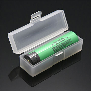 18650 Plastic Battery Case
