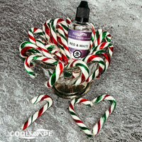 Candy Cane (Red & White)