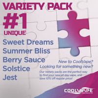 10ml Variety Pack #1 - Unique
