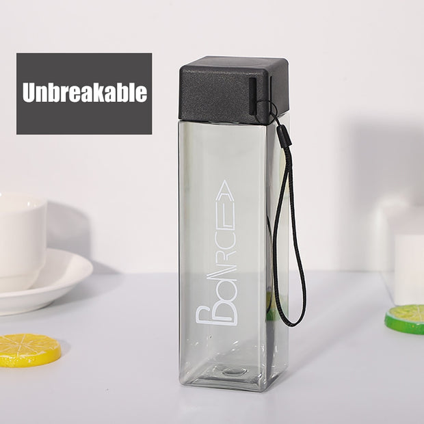 Square Water Bottles