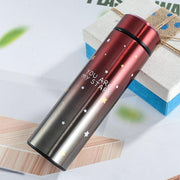 Christmas Decoration Thermal Water Bottle