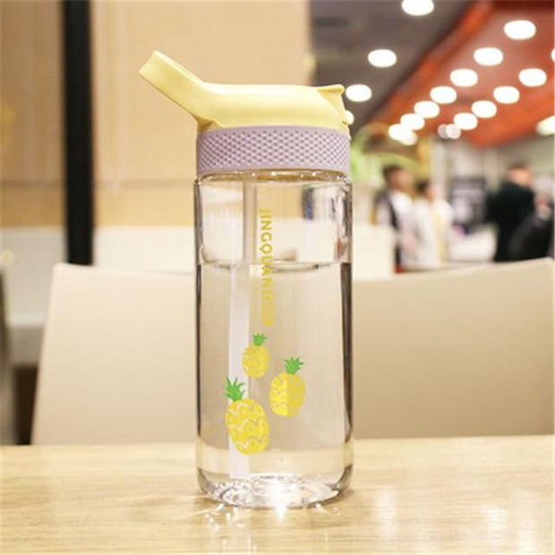 My Child Sport Water Bottle With Straw - Foryoubottle
