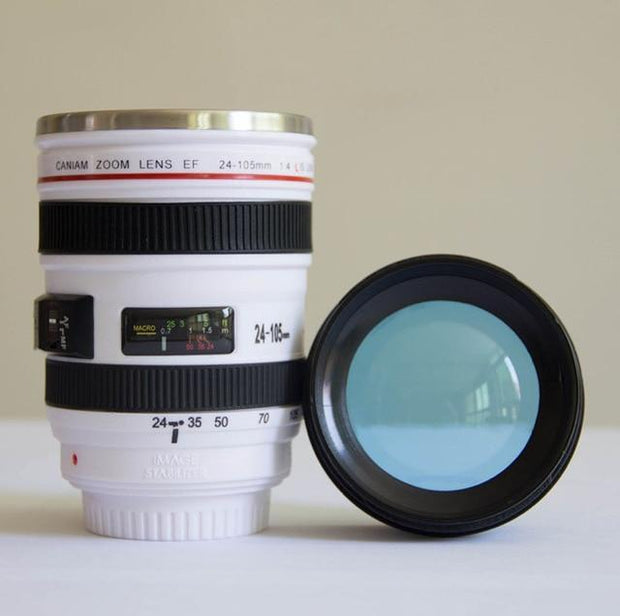 Camera Lens Coffee/Tea Mugs | ForYouBottle - Foryoubottle