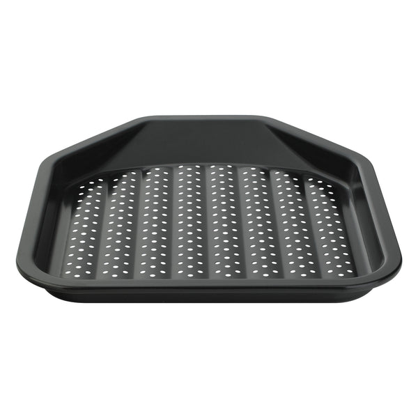 Prestige Inspire non stick chip tray. Perfectly cooked oven chips every time with this specialist oven tray!