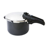 Prestige Hard Anodised Smart Plus pressure cooker cooks food up to 70% faster, saving on energy bills, and comes with a lifetime guarantee