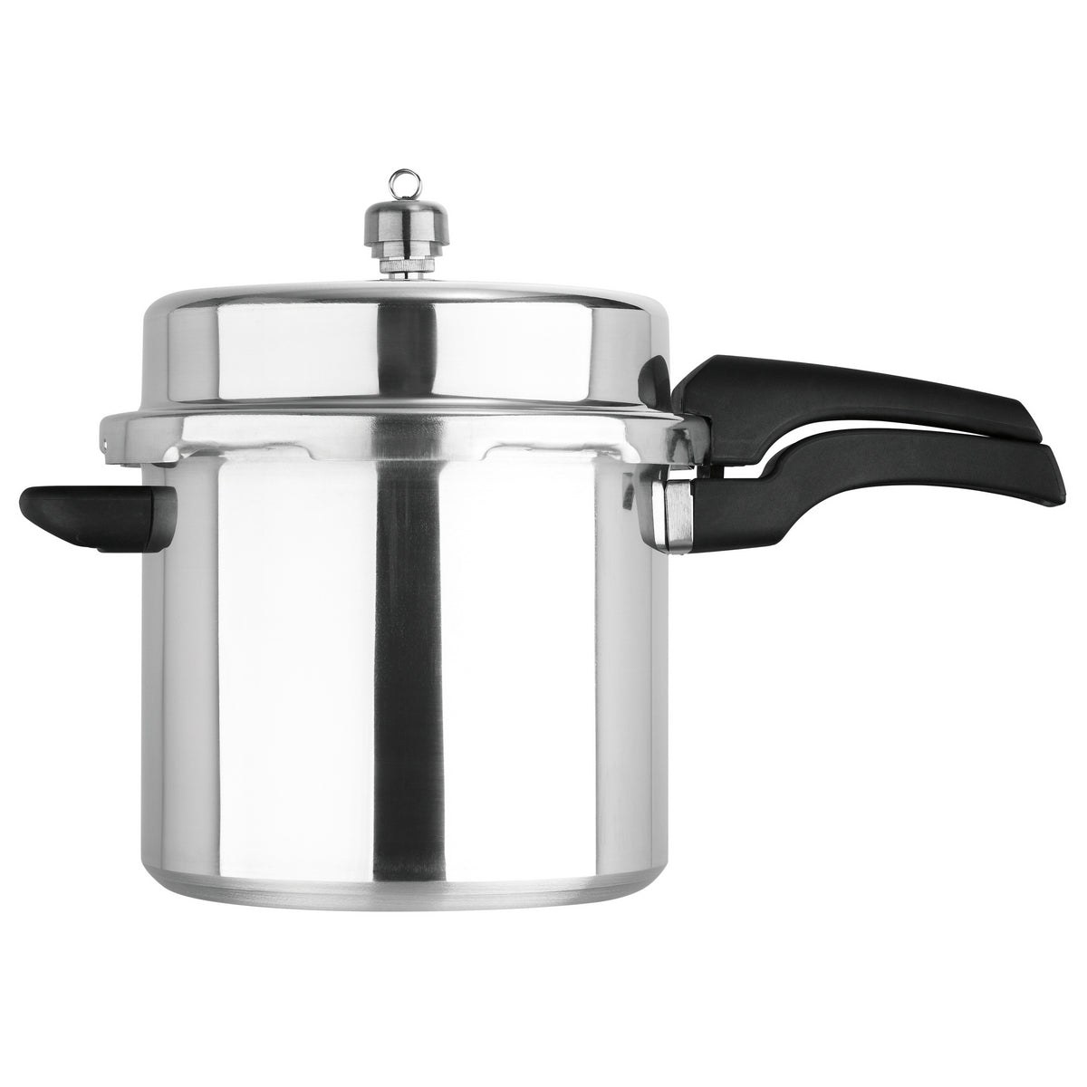 An image of High Dome Iconic Aluminium Pressure Cooker 6L