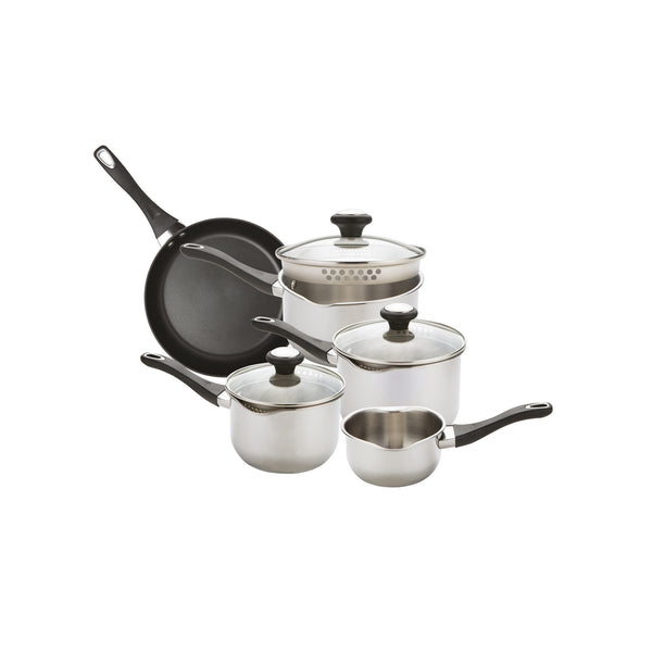 Strain Away 5 Piece Pan Set