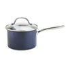10 Year best stainless steel saucepan from Prestige comes with a 10 year guarantee & beautiful metallic body with stainless steel handles