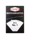 Moccamaster Coffee Filter white Nr.1 (Cup-one)