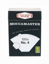 Moccamaster Coffee Filter white