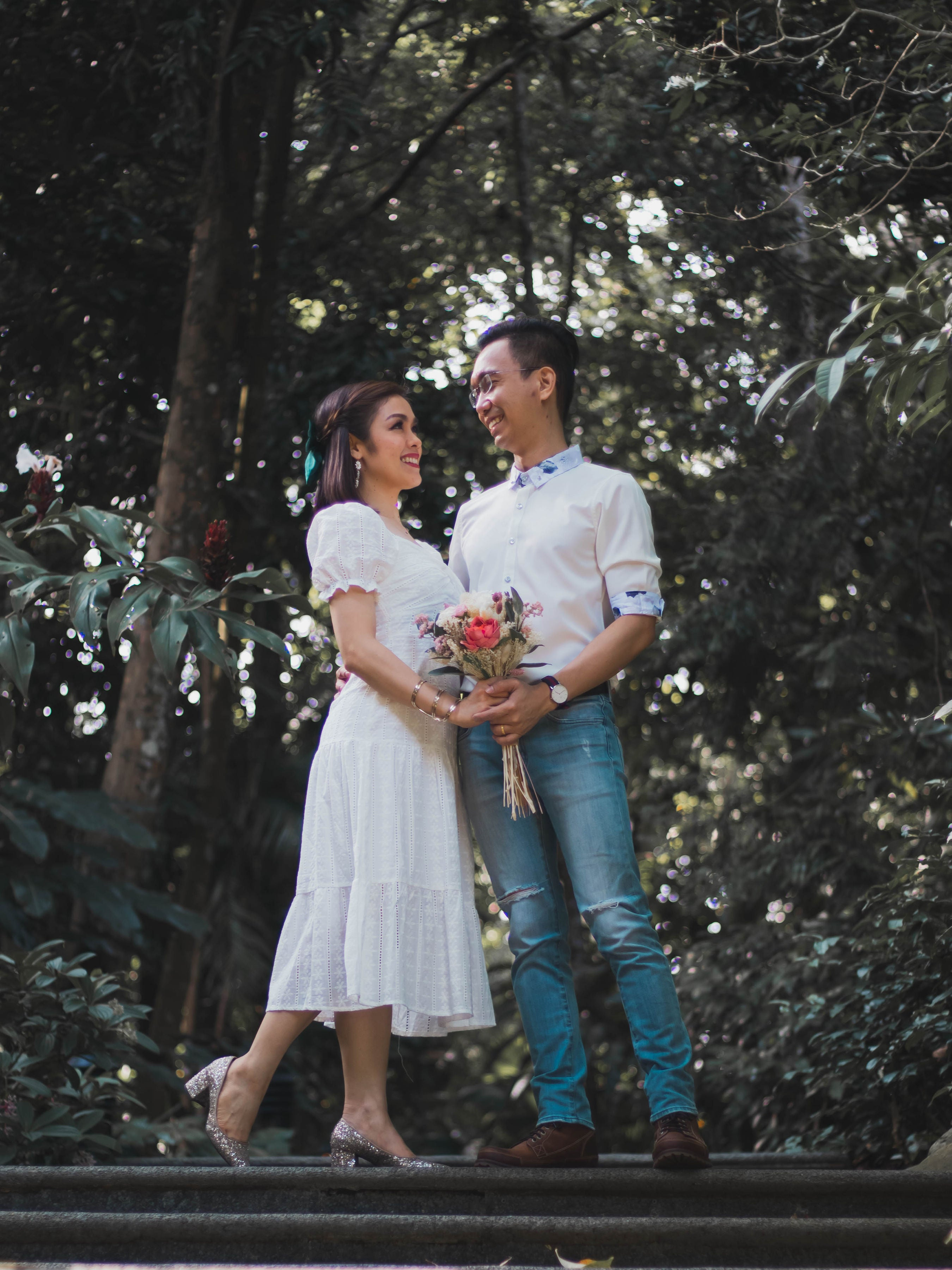 Couple Photoshoot (Home/Outdoor)