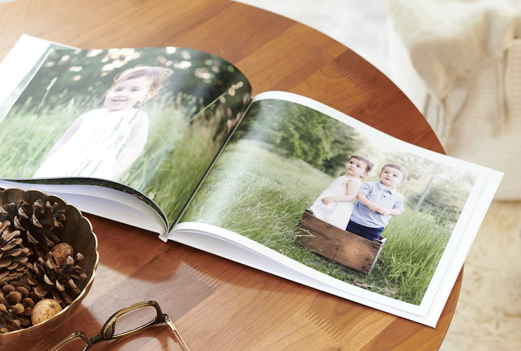 Perfect Binding Premium PhotoBook