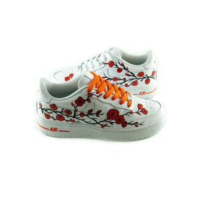 "Sneakers  ""Cherry Flower"""