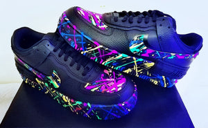 "Sneakers ""Projection Fluorescente """