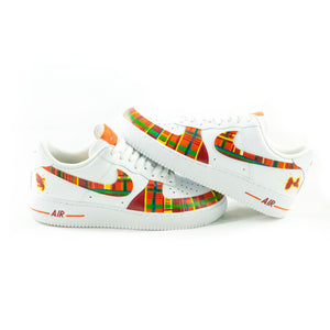 "Sneakers ""Madras"""