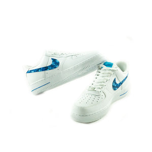 "Sneakers ""Single blue"""