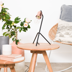 NED Collections Trigger Table Lamp