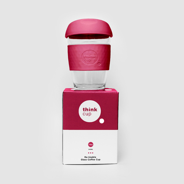 Think Cup Berry 12oz